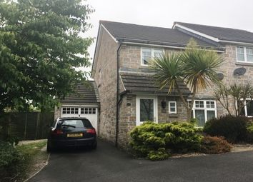 Thumbnail 3 bed property to rent in Retallick Meadows, St. Austell