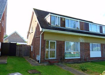 Thumbnail 3 bedroom semi-detached house for sale in Denleigh Close, Whitchurch, Bristol