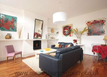 Thumbnail 2 bed maisonette to rent in Aylestone Avenue, Brondesbury Park