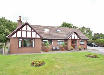 Thumbnail 5 bed detached house for sale in Banks Road, Lower Heswall, Wirral