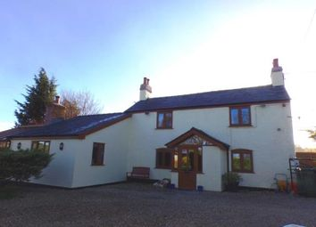 Thumbnail 2 bed detached house for sale in 2 Bedrooms With Log Cabin, Prion, Denbigh, Denbighshire