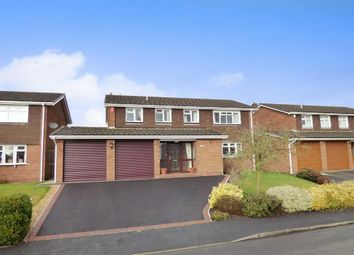 Thumbnail 5 bed detached house for sale in Westfields Rise, Woore, Crewe