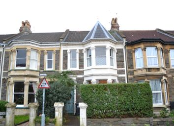 Thumbnail 4 bed terraced house for sale in Brecknock Road, Bristol