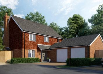 Thumbnail 4 bed property for sale in Peel Close, Romsey, Hampshire