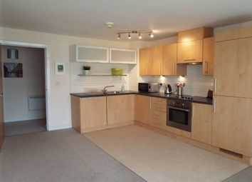Thumbnail 3 bedroom flat to rent in Alexandra House, Rutland Street, Leicester