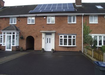 Thumbnail 3 bed terraced house for sale in Nearmoor Road, Shard End, Birmingham
