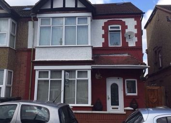Thumbnail 4 bedroom semi-detached house for sale in Mansfield Road, Luton