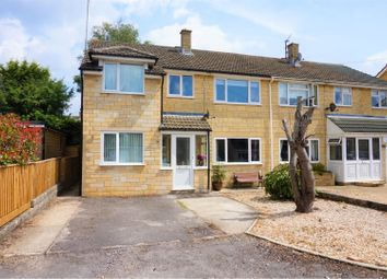 Thumbnail 5 bed semi-detached house for sale in Farleigh Close, Chippenham