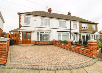 Thumbnail 3 bed end terrace house for sale in Wimborn Avenue, Grimsby
