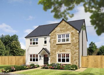 "Thumbnail 4 bed detached house for sale in ""The Maryburgh"" at Gateside Road, Haddington"