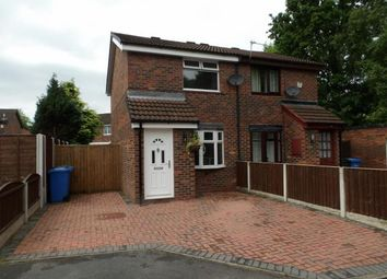Thumbnail 2 bed semi-detached house for sale in Chepstow Close, Callands, Warrington, Cheshire