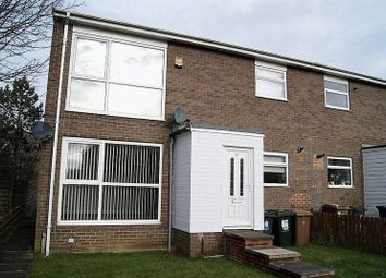 Thumbnail 2 bed flat for sale in Broomlee Road, Killingworth, Newcastle Upon Tyne