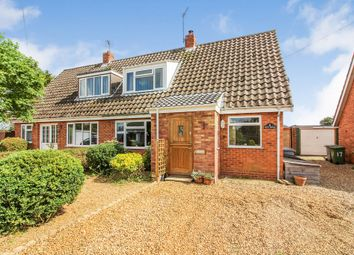 Thumbnail 4 bed semi-detached house for sale in Manor Ridge, Blofield, Norwich