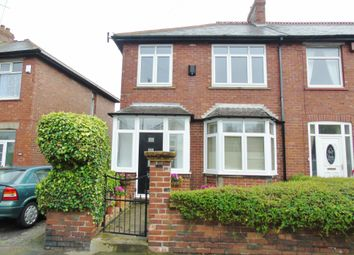 Thumbnail 2 bed semi-detached house for sale in Regent Terrace, Billy Mill Avenue, North Shields
