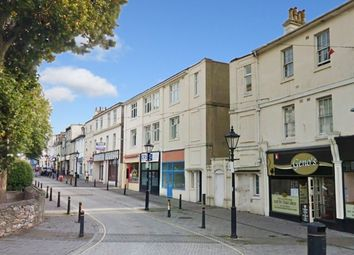 Thumbnail 3 bedroom flat to rent in Union Street, Torquay