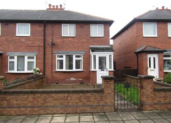 Thumbnail 2 bed semi-detached house to rent in Gregory Road, Castleford