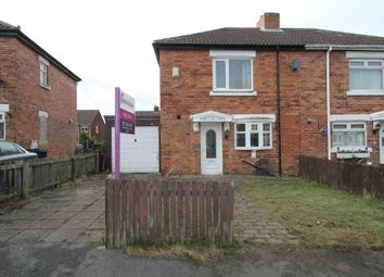 2 bed semi-detached house for sale in Cambridge Crescent, Shiney Row, Houghton Le Spring DH4