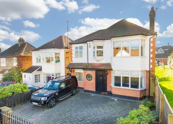 Thumbnail 4 bed detached house for sale in Russell Road, Buckhurst Hill