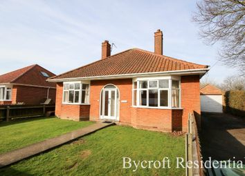 Thumbnail 3 bed detached bungalow for sale in Black Street, Martham, Great Yarmouth