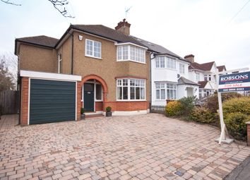 Thumbnail 4 bed semi-detached house for sale in Headstone Lane, North Harrow, Harrow
