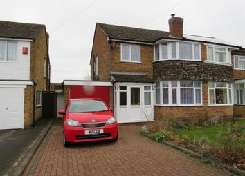 Thumbnail 3 bed semi-detached house for sale in Yardley Wood Road, Shirley, Solihull