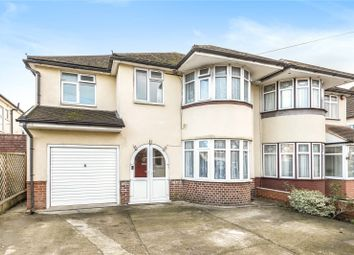 Thumbnail 5 bed semi-detached house for sale in Village Way, Pinner, Middlesex