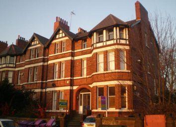 Thumbnail 1 bedroom flat to rent in Aigburth Road, Liverpool
