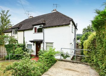Thumbnail 3 bed detached house for sale in Lower Bourne, Farnham, Surrey