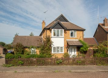 Thumbnail 3 bed detached house for sale in Shardlow Close, Haverhill