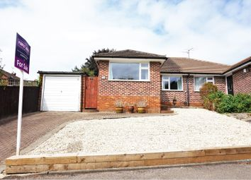 Thumbnail 3 bed bungalow for sale in Brushwood Road, Chesham