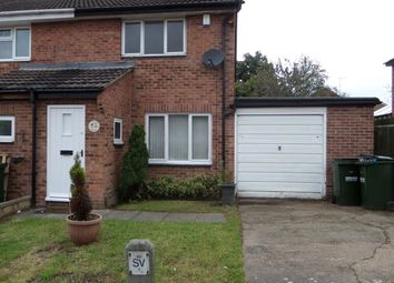 Thumbnail 2 bed semi-detached house to rent in Shacklock Close, Arnold, Nottingham