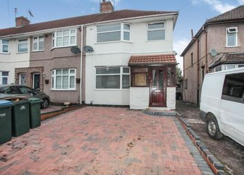 3 bed end terrace house for sale in Benson Road, Keresley, Coventry, West Midlands CV6