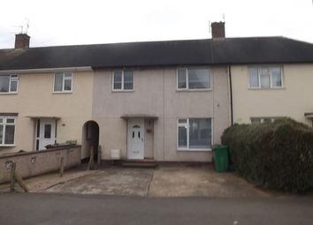 Thumbnail 3 bed terraced house for sale in Bournmoor Avenue, Clifton, Nottingham