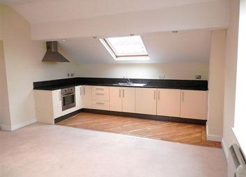 Thumbnail 1 bed flat to rent in Grimshaw Street, Preston