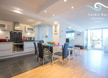 Thumbnail 2 bed flat for sale in Flat 1, Tolpedn House, Headland Road, St. Ives, Cornwall