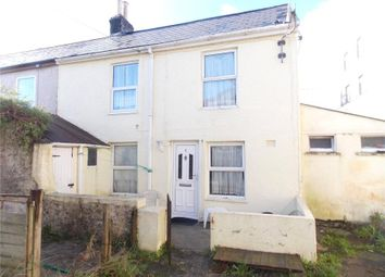 Thumbnail 2 bed terraced house for sale in Pondhu Road, St Austell, Cornwall