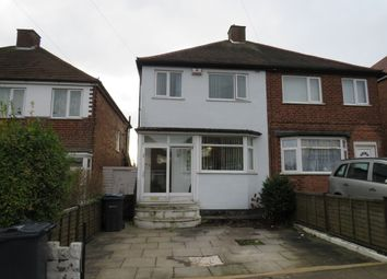Thumbnail 3 bed semi-detached house for sale in Delhurst Road, Great Barr, Birmingham