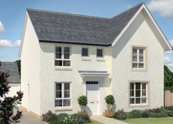 "Thumbnail 4 bed detached house for sale in ""Balmoral"" at Oldmeldrum Road, Inverurie"