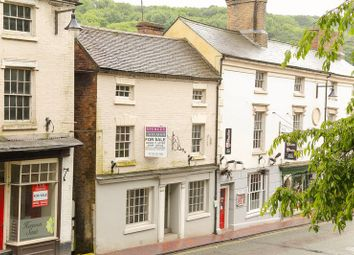 Thumbnail 2 bedroom terraced house for sale in High Street, Ironbridge, Telford