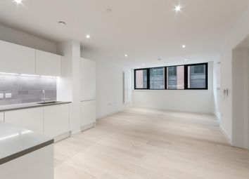 Thumbnail 1 bed flat to rent in Echo Court, Royal Wharf, London