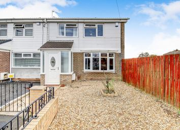 Thumbnail 3 bed terraced house to rent in Amble Close, Blyth