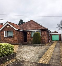 Thumbnail 3 bed detached bungalow for sale in Westwood Drive, Hellesdon, Norwich