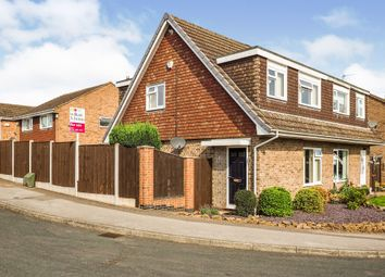 3 bed semi-detached house for sale in Fenroth Close, Nottingham NG6