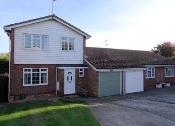 Thumbnail 3 bed link-detached house for sale in Ramsholt Close, North Waltham, Basingstoke
