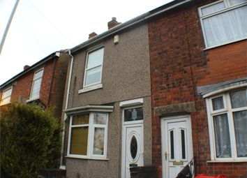 Thumbnail 2 bedroom semi-detached house for sale in Kingsway, Kirkby-In-Ashfield, Nottingham
