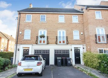 Thumbnail 3 bed town house to rent in Cartwright Way, Beeston, Nottingham