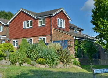 Thumbnail 3 bed detached house for sale in Glebelands, Pulborough