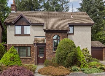 Thumbnail 4 bedroom detached house for sale in 10 Larchfield, Balerno