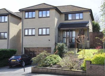 Thumbnail 4 bedroom detached house for sale in Russell Drive, Bearsden, Glasgow