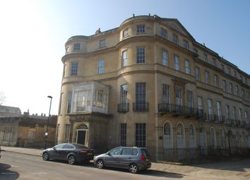 Thumbnail 4 bed flat to rent in Sydney Place, Bathwick, Bath